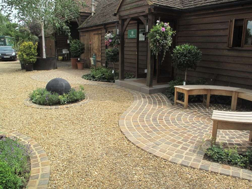 Etonnant Garden Design Gravel Ideas
