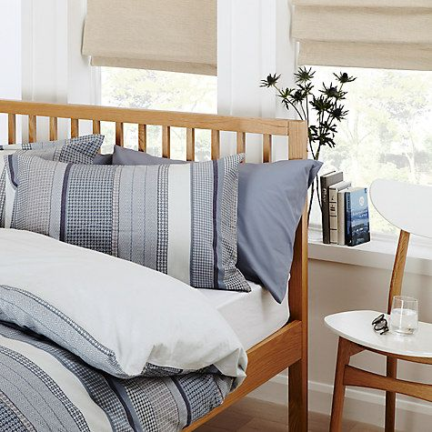 Morgan Bed Frame, King Size, Oak | Bed frames, John lewis and King size
