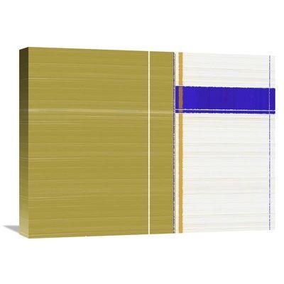 "Naxart 'Window' Graphic Art on Wrapped Canvas Size: 18"" H x 24"" W x 1.5"" D"