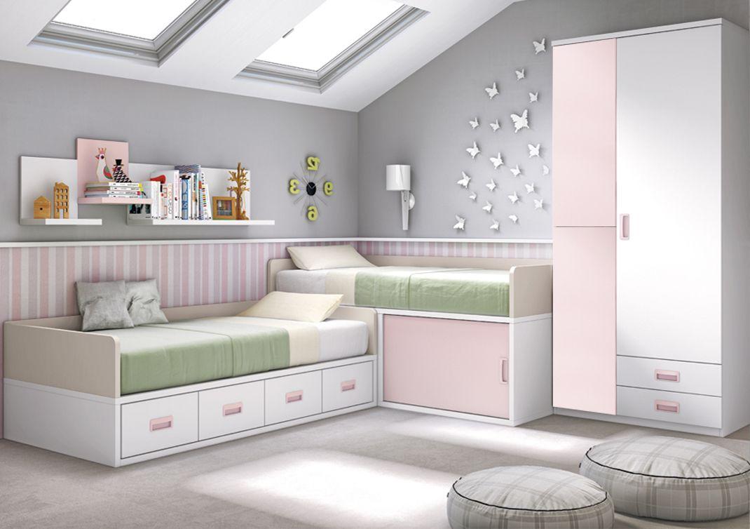Dise os para dormitorios peque os casa dise o for Disenos de cuartos pequenos