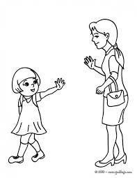 Resultado De Imagen Para Papa Solo Y Mama Para Pintar Mom Dibujo