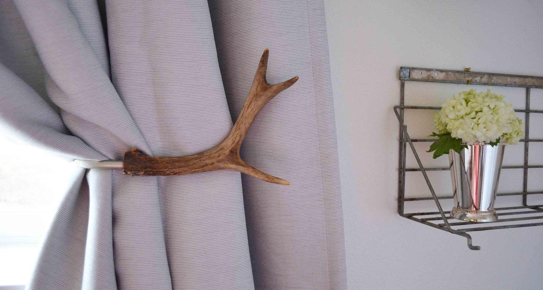 May 1 Lola S Nursery Reveal Curtains Curtain Tie Backs Window