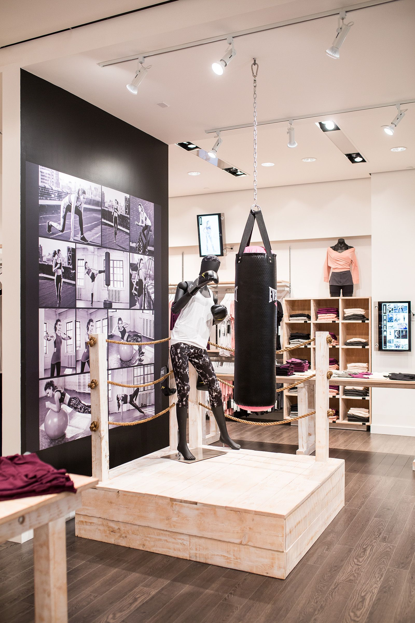 Karma in Vancouver Pop up shop design by Cutler a retail interior