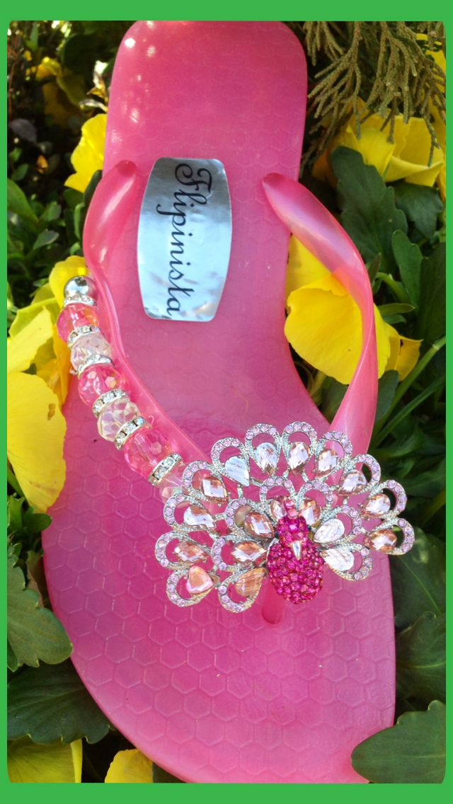 Pink Is My Name, Strutting is my Game!  Flipinista®, haute couture flip flops! Flipinista®, fun flirty and feminine Info@flipinista.com or cal 312.389.2468
