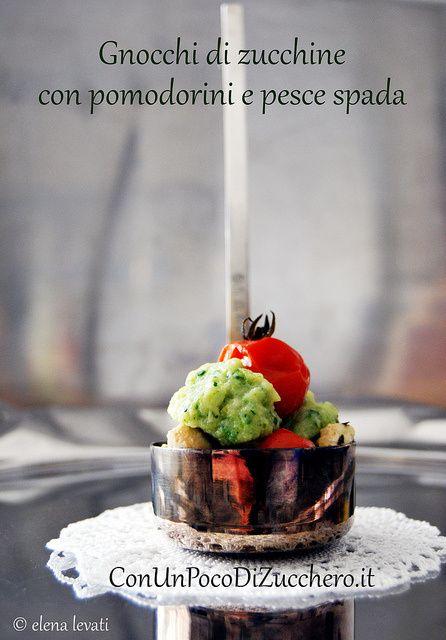 Gnocchi di zucchine 1