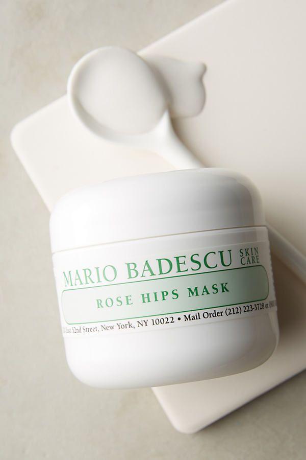 Mario Badescu Rose Hips Mask Beauty Care Mario Badescu Natural Beauty Tips