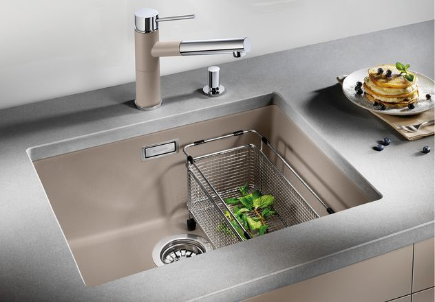 Outstanding Kitchen Sink Blanco Indonesia Kitchen In 2019 Sink Home Interior And Landscaping Oversignezvosmurscom