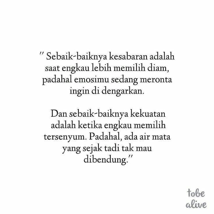 Pin Di Quotes Baper