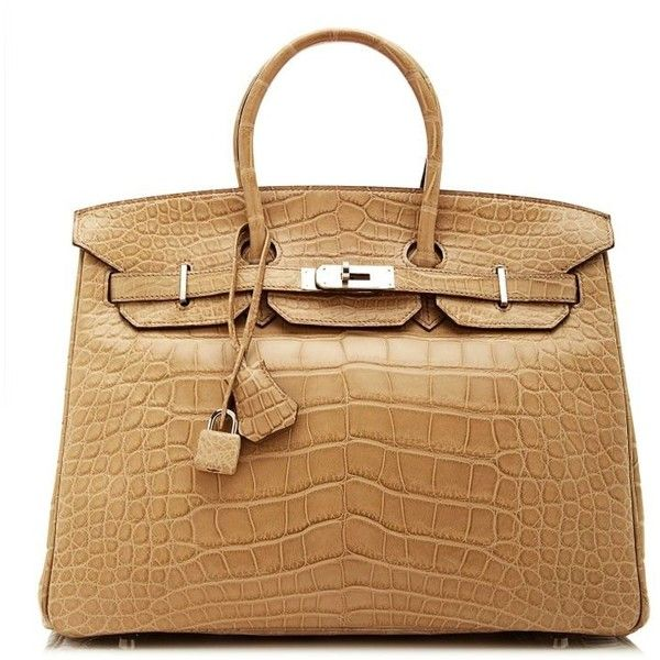 Hermes Bags ❤ liked on Polyvore featuring bags, handbags, brown handbags, brown bag, hermes bag, brown purse and hermes handbags