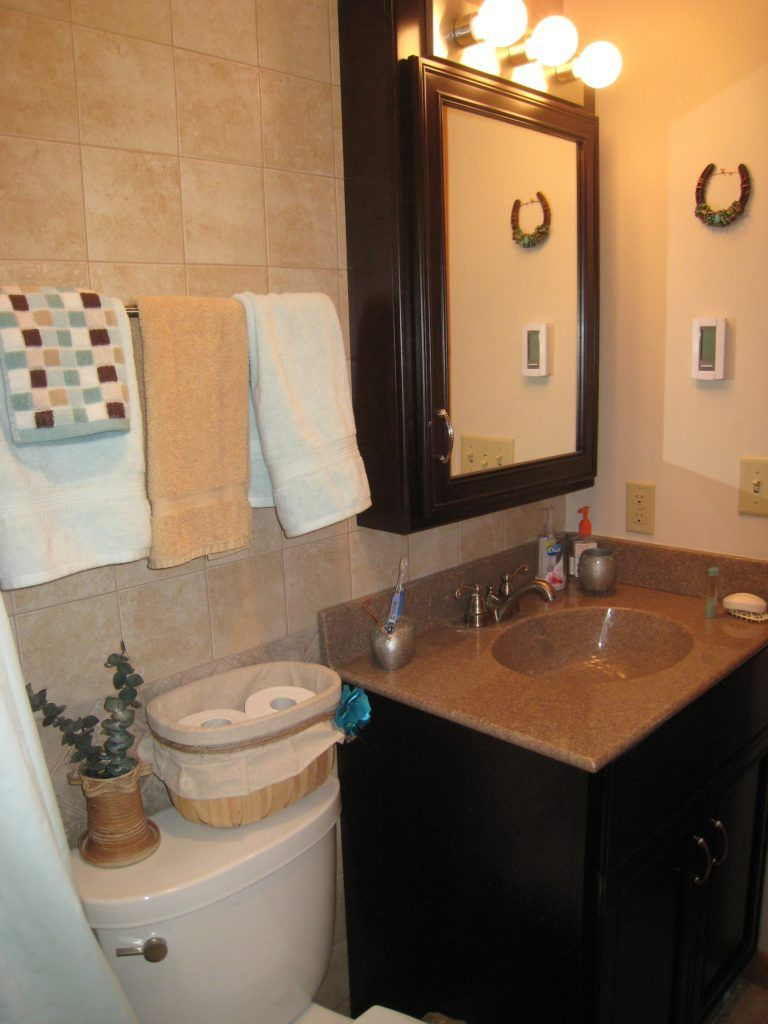 Small Country Bathroom Remodeling Ideas Bathroom Ideas Pinterest - Country bathroom remodel