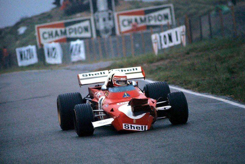 1971 - Clay Regazzoni - F 312 B2 - Zandvoort