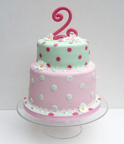 Awesome Tartas De Cumpleanos Birthday Cake Second Birthday Cakes Funny Birthday Cards Online Eattedamsfinfo