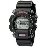 Casio - Casio Men's Digital Black and Grey Resin Strap G-Shock Watch DW9052-1V - Walmart.com