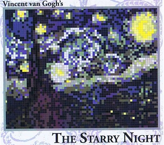 The+Starry+Night+Quilt+Pattern+by+Carolina+Patchworks+at+Creative+ ... : starry night quilt pattern - Adamdwight.com