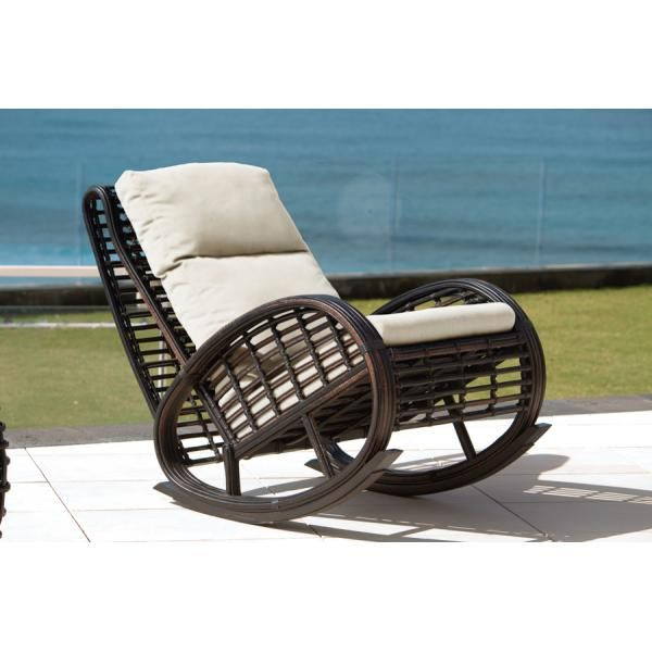 Taurus Rocking Chair Available Through Skyline Design. Taurus Rocking Chair  Can Be Used Indoors Or