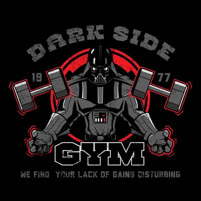 May The Fourth Be With You Dc: Darth Vader, Dark Side And Gym