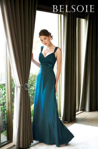 4e6824aaaa New Gorgeous Sz 12 Jasmine B3010 Bridesmaid Teal $70, peacock teal ...