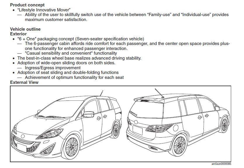 Download Free 2010 Mazda 5 Workshop Service Repair Manual In 2020 Repair Manuals Workshop Repair