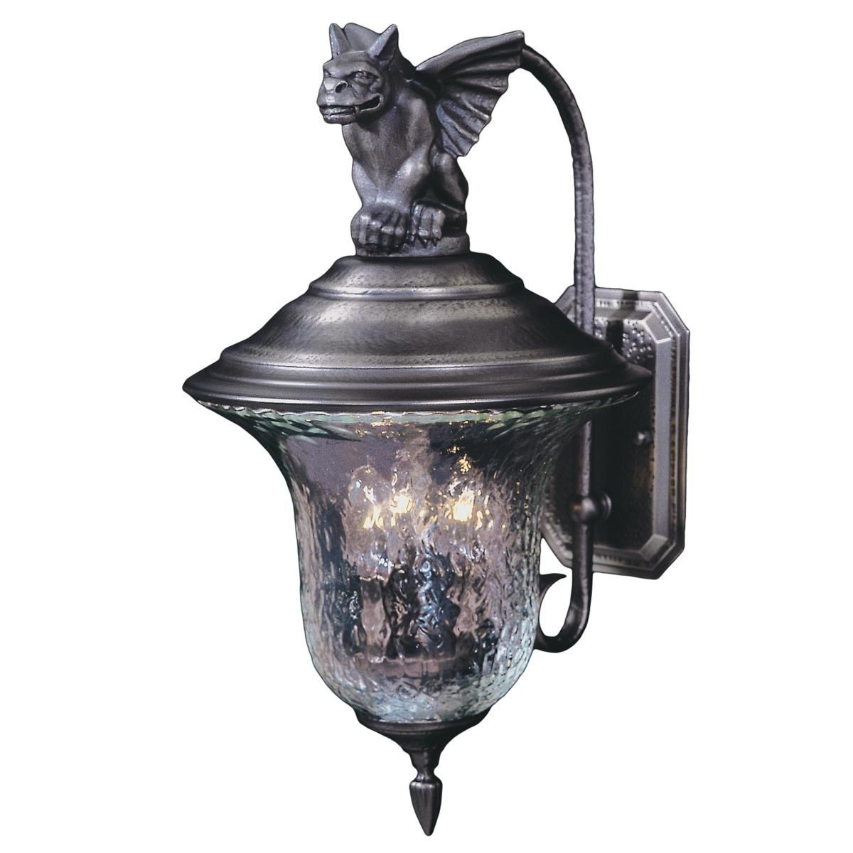 Gothic Gargoyle Outdoor Light Large Gothic Gargoyles