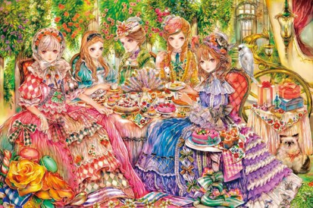 22+ Anime jigsaw puzzles for sale trends