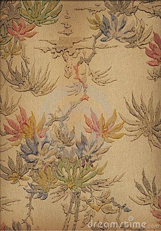art nouveau wallpaper - Google Search   Art Nouveau / ...Background ...