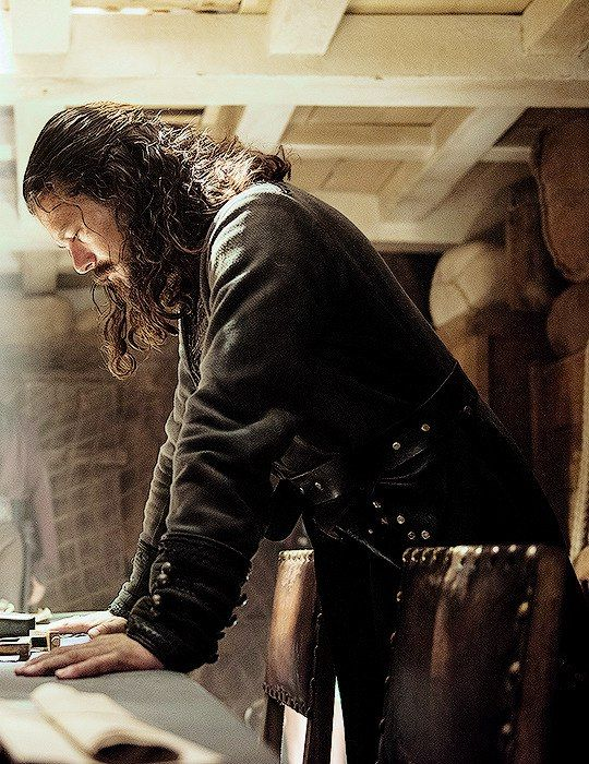 Black Sails John Silver My Tv Babes Black Sails Long John
