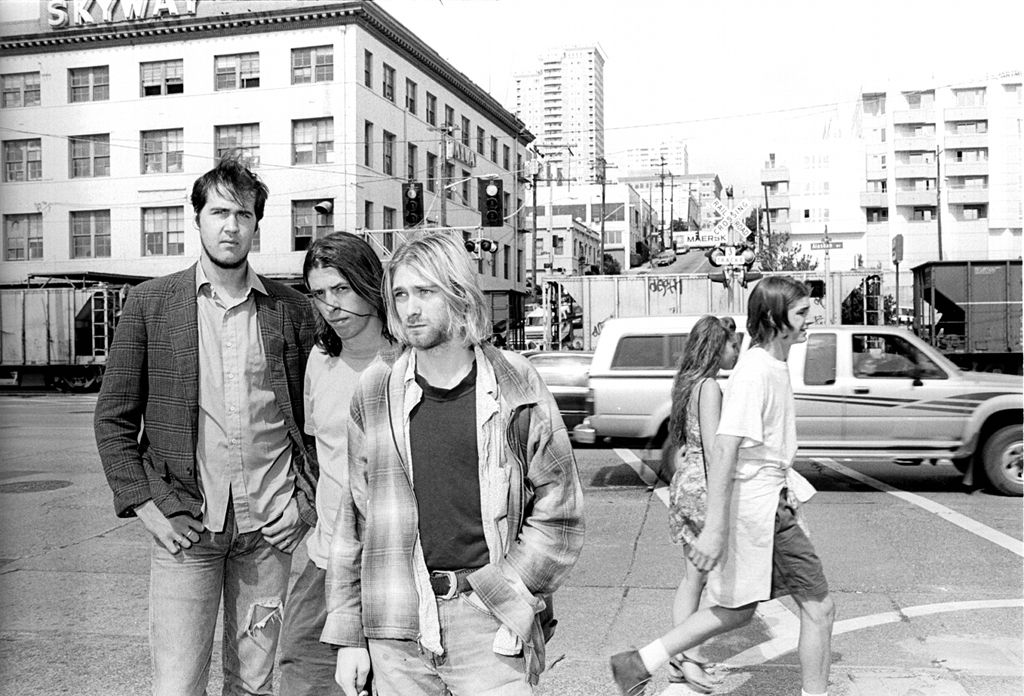 Nirvana | by Renaud Monfourny, Seattle (1993)