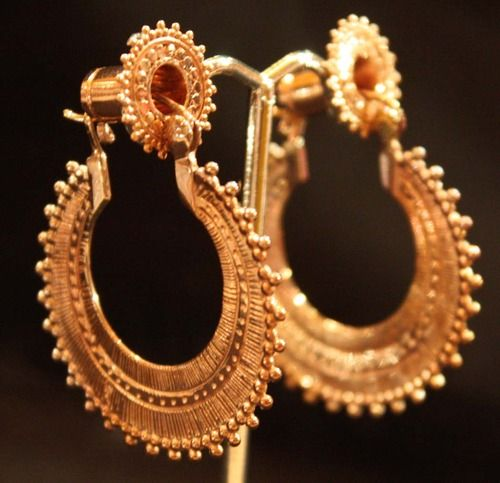 Afghan Plugs And Hoops In Plated Rose Gold From Tawapa Some More