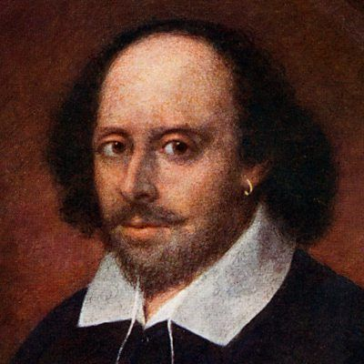 A day in the life of William Shakespeare