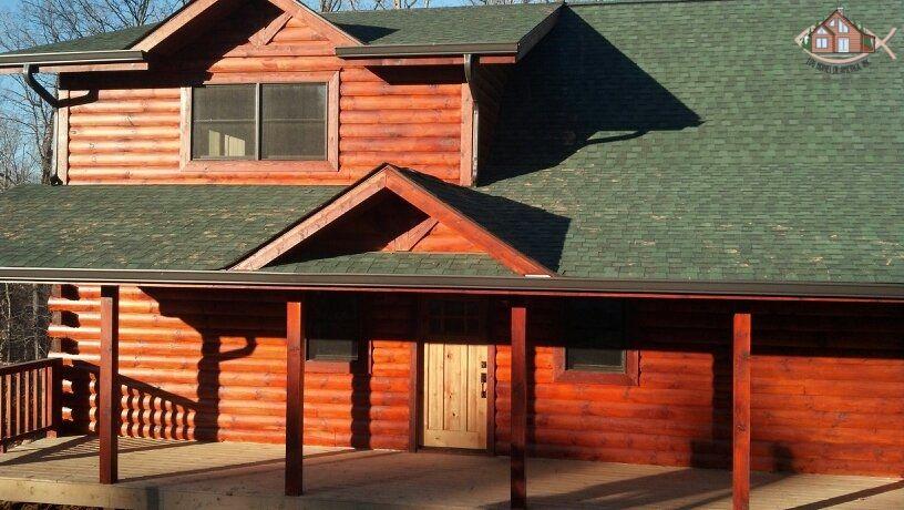 Sikkens Log Siding Teak Log Homes Exterior House Exterior Log Homes