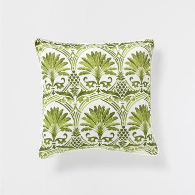 coussins d coration zara home france tropical pinterest zara home coussin vert et. Black Bedroom Furniture Sets. Home Design Ideas