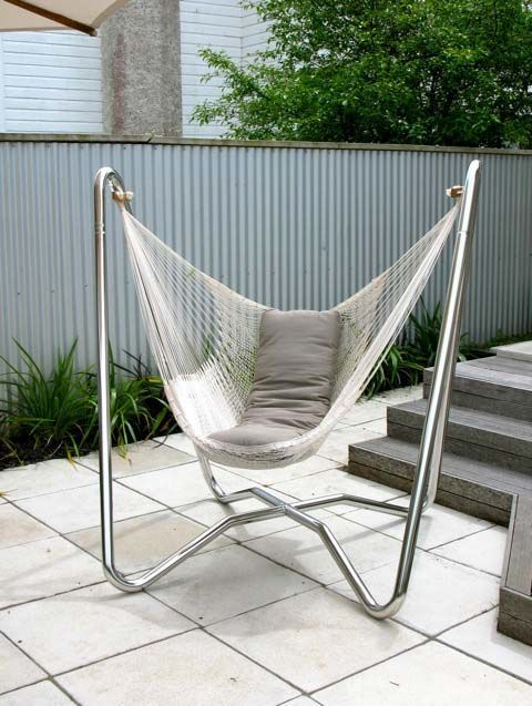 Stand Alone Hammock Google Search Backyard Hammock Cozy Backyard Diy Hammock