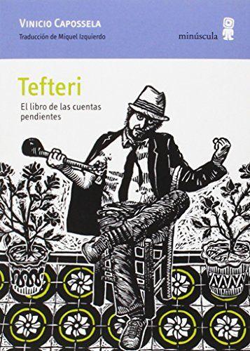 Tefteri: El libro de las cuentas pendientes (Paisajes narrados) -  #TefteriEl #vigelandsparken