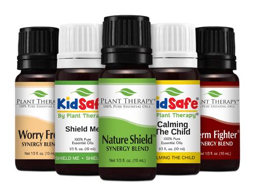 100 pure essential oils