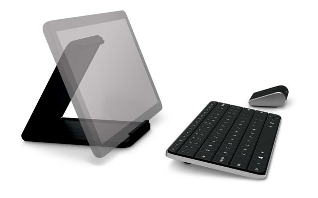 Microsoft's odd Wedge Mobile keyboard and Wedge Touch mouse go wireless for Windows 8