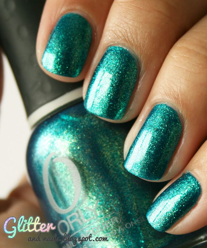 Glitter and Nails: Comète ou Sirène ? Orly Halley\'s Comet | Nails ...