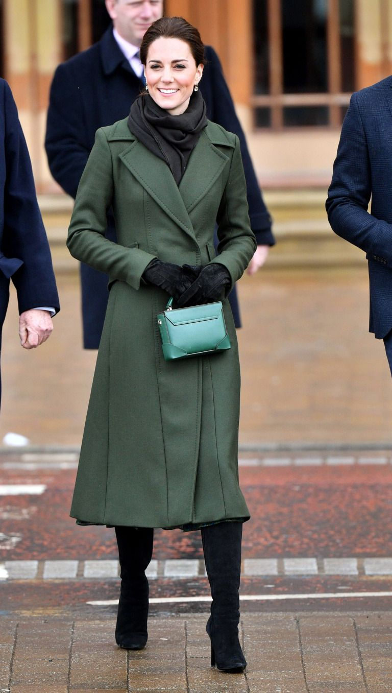 Every Photo from Kate Middleton and Prince William's Busy