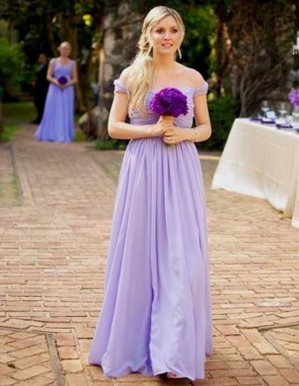 Awesome Pastel Purple Bridesmaid Dresses