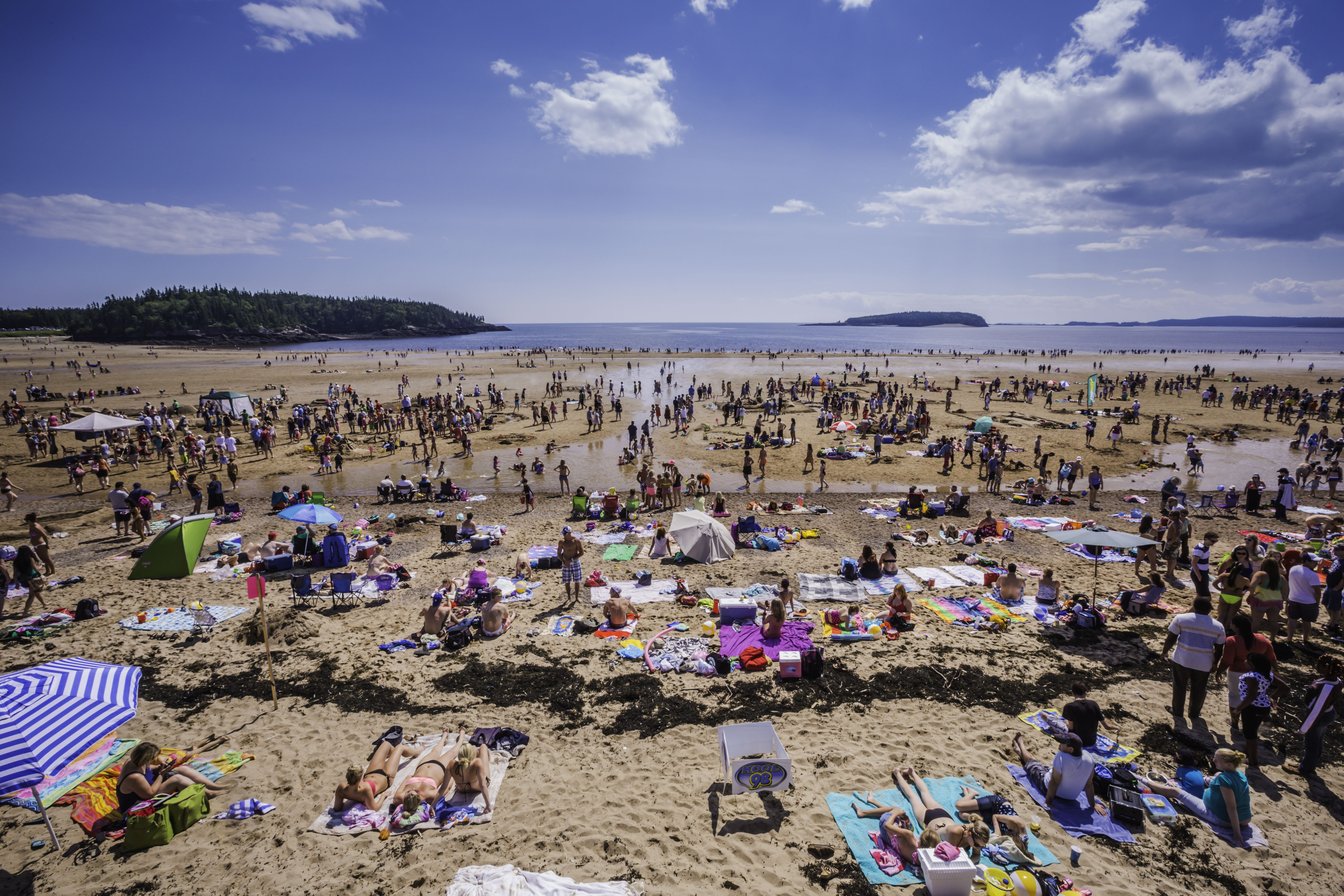 Bay Of Fundy Camping >> New River Beach Provincial Park   New river, Canada travel, New brunswick