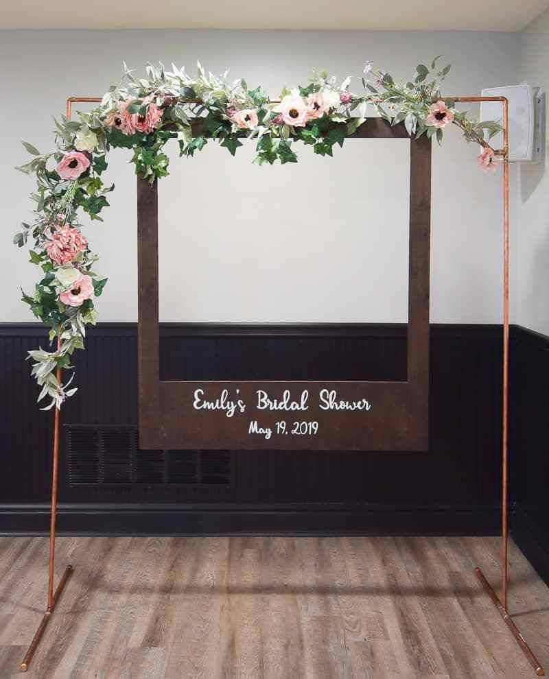 DIY Oversized Polaroid Photo Booth – Making Joy and Pretty Things