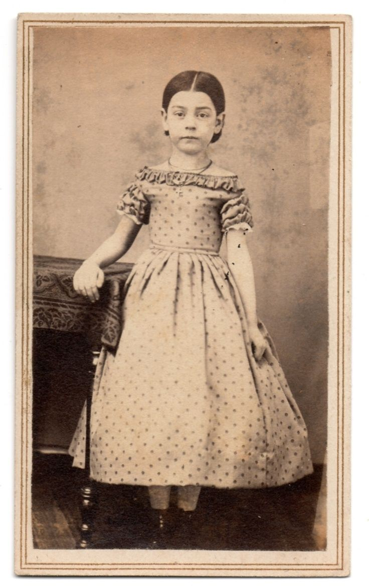 A Victorian Girl