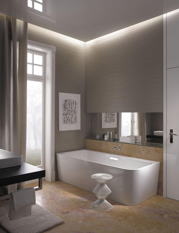 Freistehende Badewanne Aus Stahl Betteart V Iv Bette Bad Renovieren Badezimmer Badezimmer Renovieren