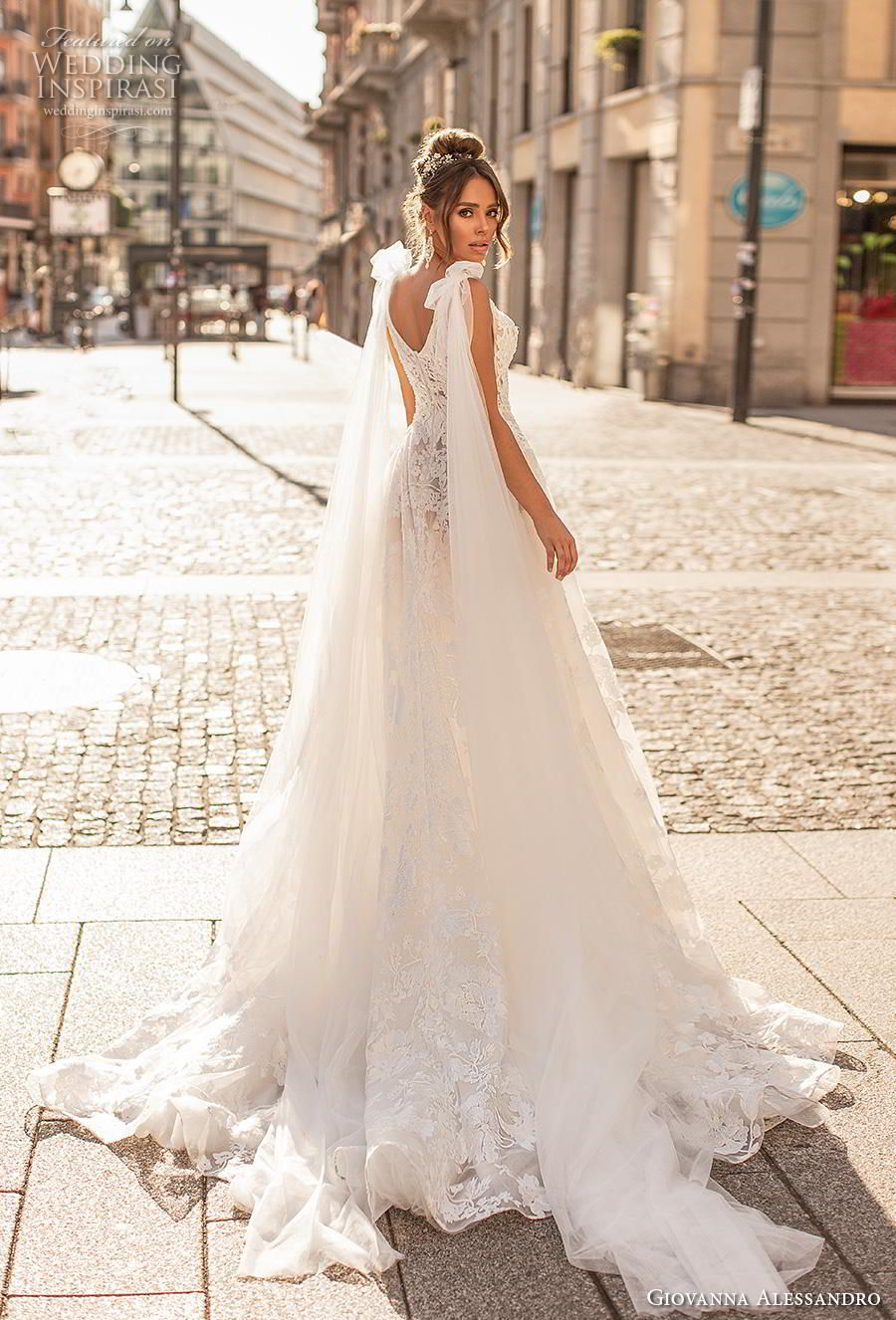 Giovanna Alessandro 2019 Robes De Mariee Robe De Mariee Incroyable Robe De Mariee Belle Robe De Mariee