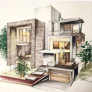 #RESIDENTIAL #HOUSE #INTERIOR #FACADE #APPARTMENT … – - Modern