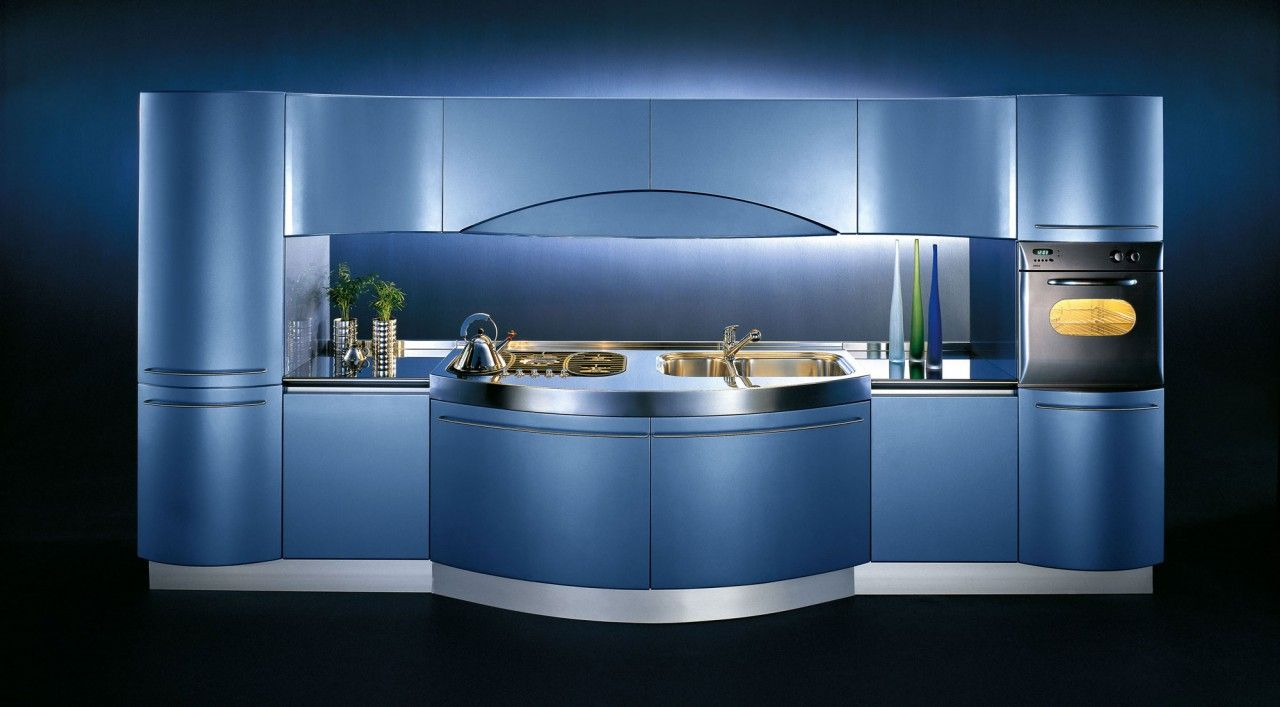 Cucine design moderno: Paolo Pininfarina per Snaidero ...
