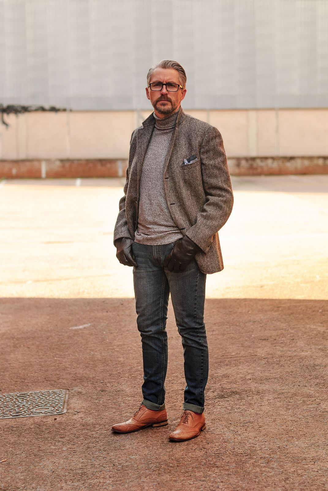 How To Style A Vintage Harris Tweed Jacket For The Transitional Season Harris Tweed Jacket Tweed Jacket Men Tweed Jacket