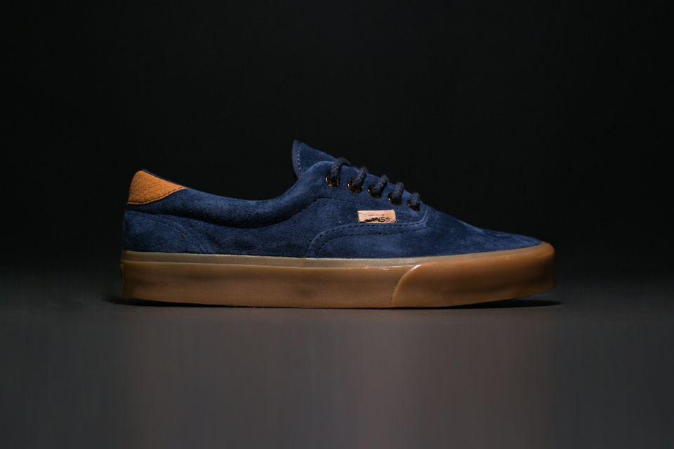 sneaker vans blau