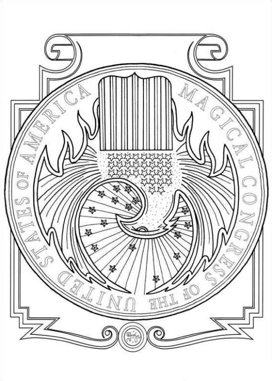 Pin By David A Carey On Coloring Pages To Print Harry Potter Coloring Pages Fantastic Beasts Harry Potter Coloring Pages