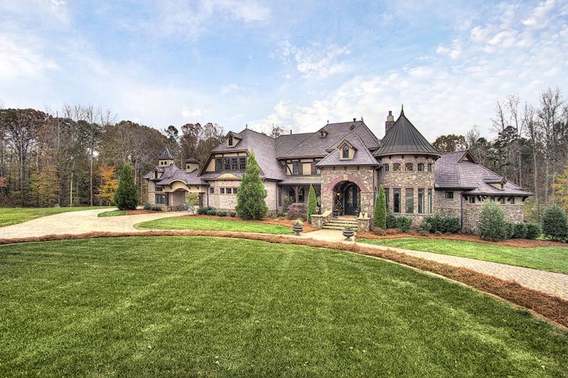 French country home estates photos mansion dream house for Luxury country homes