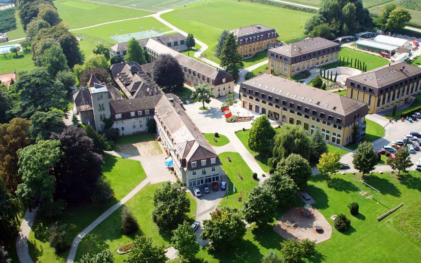 Inside the most expensive boarding school in the world Le Rosey, the £80,000-a-year Swiss Institute, is attempting to attract British students